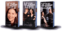My So-Called Life VHS Box Set 2