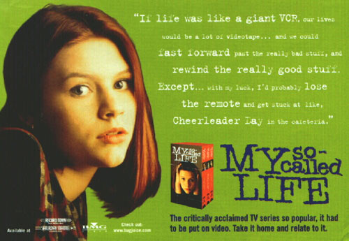 My So-Called Life VHS Promo by Bugjuice