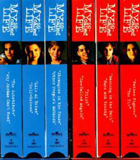 My So Called Life VHS Sets