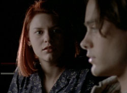 A scene from the My So-Called Life pilot starring Claire Danes and Jared Leto