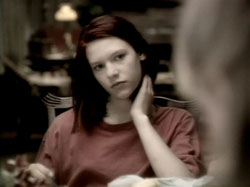 A scene from the My So-Called Life pilot starring Claire Danes